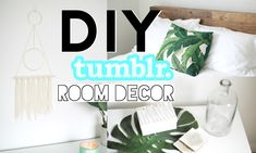 DIY Tumblr Room Decorations that are cheap and simple to make and perfect for Room Decor for Summer 2016! Check Out Joe's Video: https://www.youtube.com/watc...