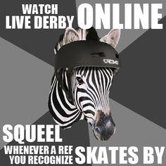 Zebra Herd, Assemble! is your source for fabulous Derby Zebra memes.