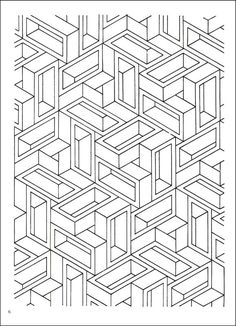op art coloring pages - Google Search