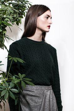 MASKA AW15 Iris sweater