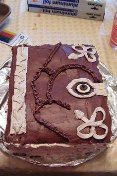 DIY: You can make a Hocus Pocus cake! Hocus Pocus Halloween Party Decorations & Ideas