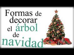 Ideas para decorar el árbol de navidad         |          Deco Patri-Blanco