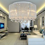 http://ift.tt/1R0QA0s OOFAY LIGHT Simple and elegant 6-head modern crystal ceiling light Fashionable crystal ceiling light for living room Bedroom crystal ceiling light