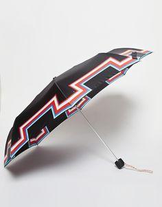 Fulton Stripe Minilite Umbrella