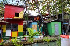 Colorful Jamaica!