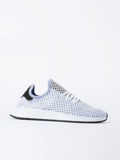 cheap Adidas Originals Deerupt Runner Trainer Turbo Black