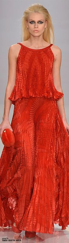 Genny FW 2014 MFW | House of Beccaria#
