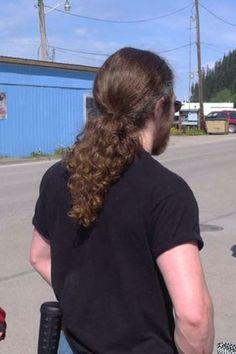 Alaskan Bush People- Joshua Bam Bam Brown- Love his hair, Hey Bam, turn around!