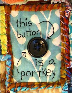 This button is a portkey!