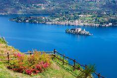 Orta, il più romantico dei laghi italiani