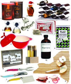 {Foodie} gift guide 2