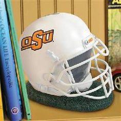 Oklahoma State Helmet Bank