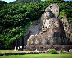 Big Buddhas: A Photo Gallery: Big Buddhas: The Nihonji Daibutsu