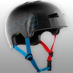 ::: TSG | TECHNICAL SAFETY GEAR | DESIGNED BY RIDERS ::: - 75047-55-262 TSG evolution skate and bike helmet