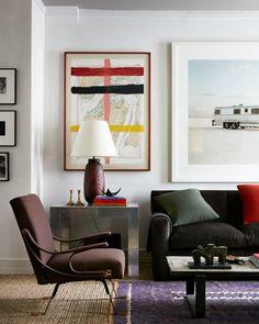 Living Room by Robert Stilin