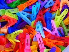 #clamp #clothespins #colorful #jam #laundry #royalty free