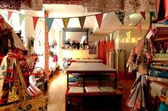 Sewing Room INSPIRATION ?Banners in sewing rooms category