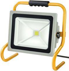 Mobile Chip LED Leuchte 50 W von Brennenstuhl