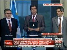 Argentina sin luz, sin comida refrigerada, sin salud