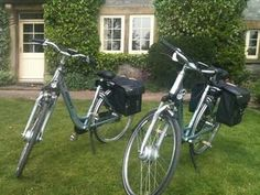 Hot tub, garden games, country walks, Dovedale, electric bikes