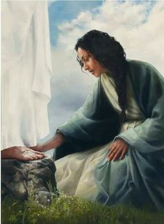 1 Nephi 4:6 And I [Nephi] was led by the Spirit, not knowing beforehand the things which I should do. [woman desired to be healed, touched hem of Jesus' garment. Matthew 9:20]