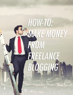 How to make money from freelance blogging: http://www.twelveskip.com/guide/blogging/1277/make-money-freelance-blogging