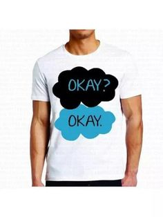 Camiseta A Culpa E Das Estrelas - Okay? Okay