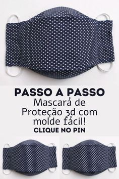 Easy Face Masks, Diy Face Mask, Everyday Casual Outfits, Mouth Mask Fashion, Sewing Patterns For Kids, Halloween Crafts For Kids, Diy Mask, Diy Dress, Sewing Techniques