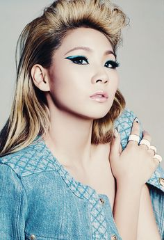 CL For INSTYLE Korea (July 2014)