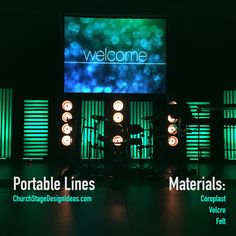 Portable Lines