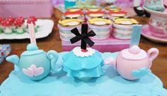 maças de chocolate tea cakes alice