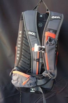 New Evoc Neo Hydration Pack Includes Back Protection, Free Crash Replacement 4dcf7969ae