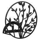 Suncast Leaf Metal Hose Hanger for sale online Garden Hose Hanger, Hose Storage, Metal Hose, Black Leaves, Leaf Design, Home Improvement, Ebay, Gardening, Butler