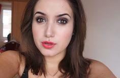 FOTD: Dark eyes and red lips