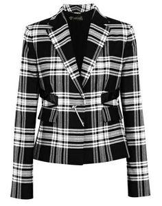Versace blazer fall 2013
