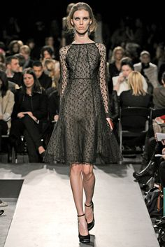 Erdem Fall 2011 Ready-to-Wear Collection Slideshow on Style.com