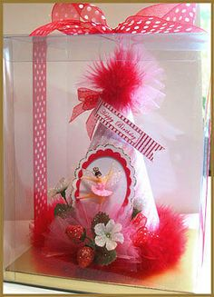 fairy birthday hat