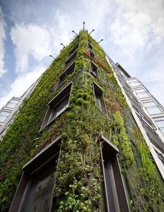 Bosco Verticale - Stefano Boeri  Genius work of architecture