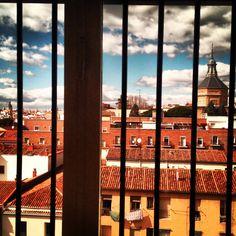 Tejados de Madrid. Patricia Bustos