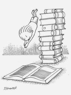 Segredos Em Livros: Ilustrações de Livros