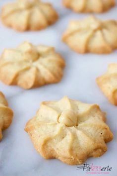 Hazelnootkoekjes, lekker brosse koekjes met fantastische hazelnootsmaak