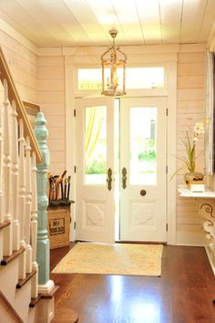 Historic Farmhouse Renovation - farmhouse - Entry - Atlanta - Historical Concepts
