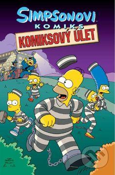 Simpsonovi: Komiksový úlet (Matt Groening)
