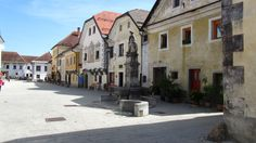 Radovljica's old town is one of the best preserved town structures in Slovenia…