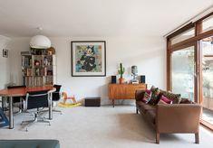 mid century apartment