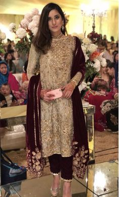 email us at sajsacouture@gmail.com to purchase your exclusive pieces! 🎀 Pakistani Wedding Outfits, Pakistani Fashion Party Wear, Pakistani Suits, Shalwar Kameez Pakistani, Bridal Outfits, Pakistani Dresses, Indian Dresses, Indian Outfits, Bridal Dresses