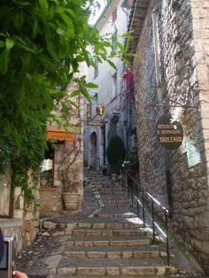 St Paul de Vence  ~  France great excercise