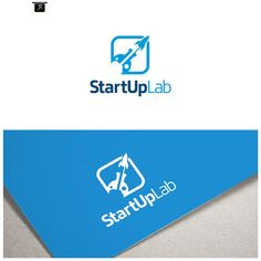 StartUp Lab logo for a shuttle technological projects by Randys