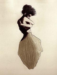 Art Inspiration: Camila do Rosario | Texture & Raw