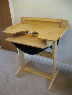 fold away jeweler's bench..made in ENGLAND...but great idea for space savings!!